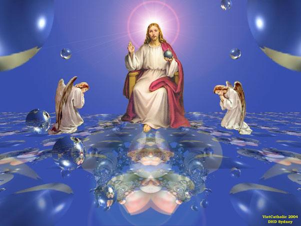 Suy niệm Lễ Thăng Thiên - Năm A